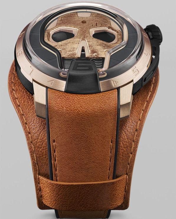 HYT Skull 48.8 watch