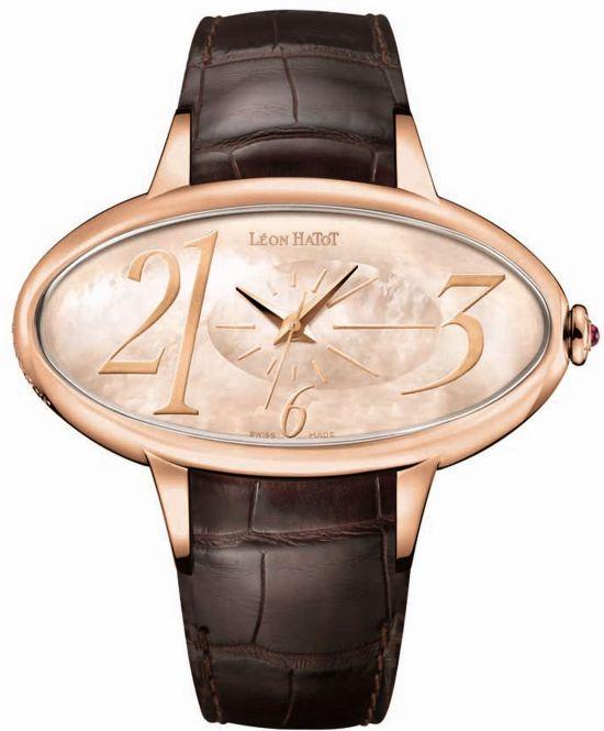 Léon Hatot La Garçonne Watches