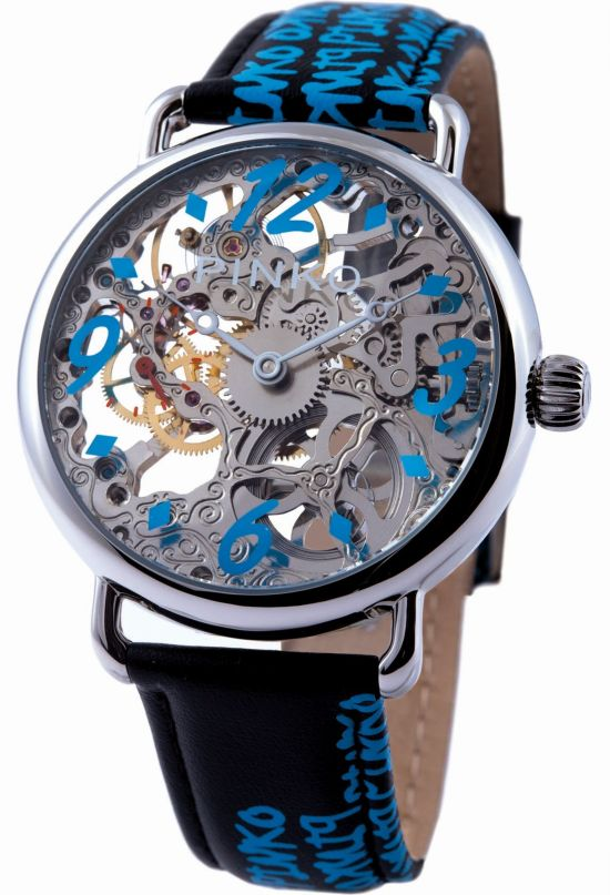 PINKO Watches Pianoforte Collection (blue model)