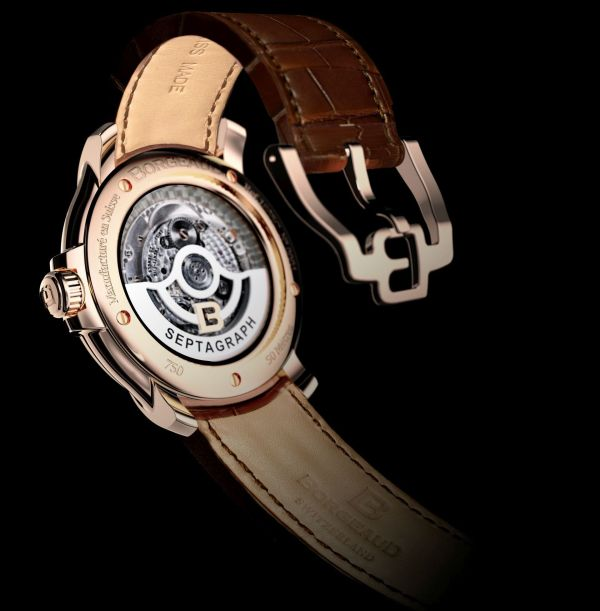 BORGEAUD swiss watches