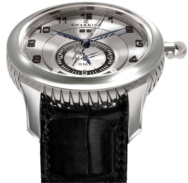 CHARRIOL COLVMBVS ™ GRANDE DATE GMT watch