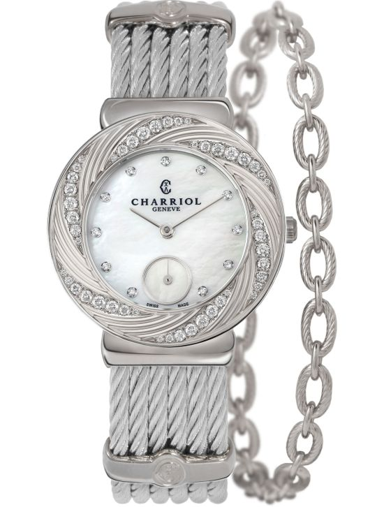 CHARRIOL ST-TROPEZ™ SUNRAY watch