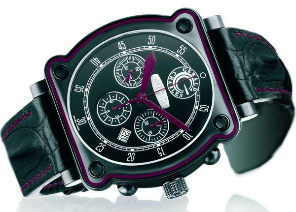 Gerald Charles Turbo chronograph