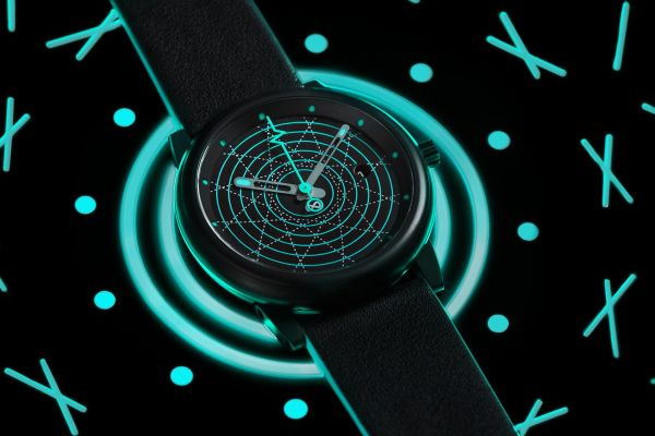 Divided By Zero Gamma series watches
