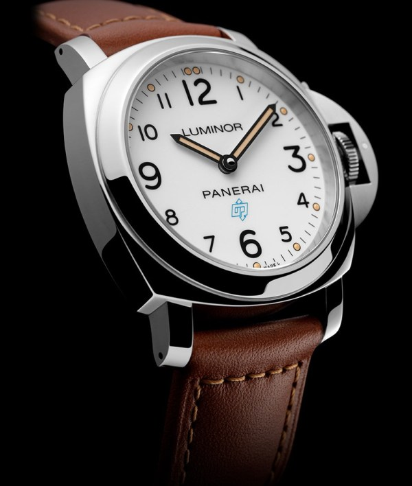 Panerai Luminor Base Logo 3 Days Acciaio 44mm