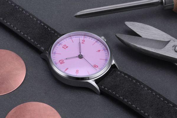 anOrdain Model 1 watch