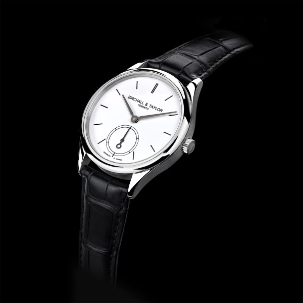 Birchall & Taylor Reference 1 watch with enamel dial