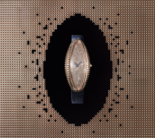 Cartier Baignoire Watch Collection