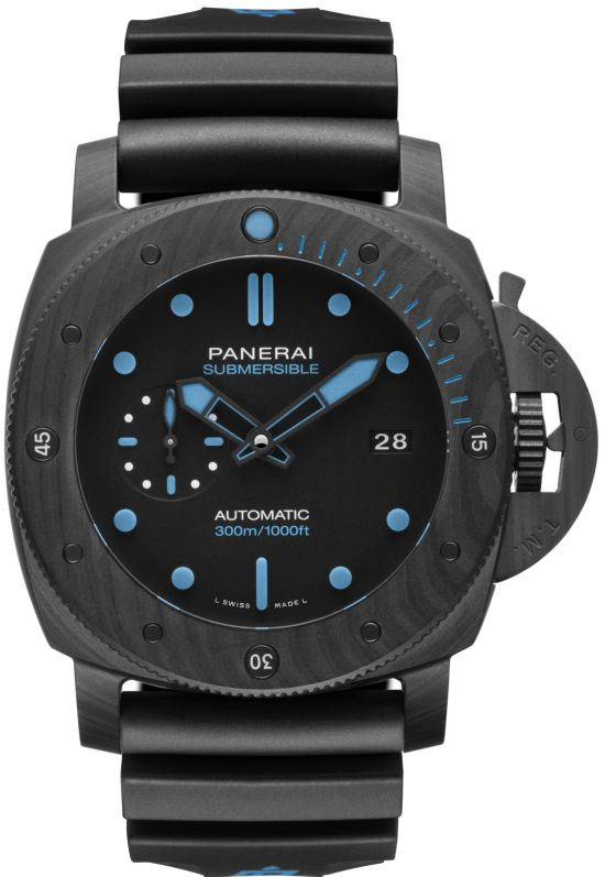 Panerai Submersible CarbotechTM – 47mm, PAM 01616