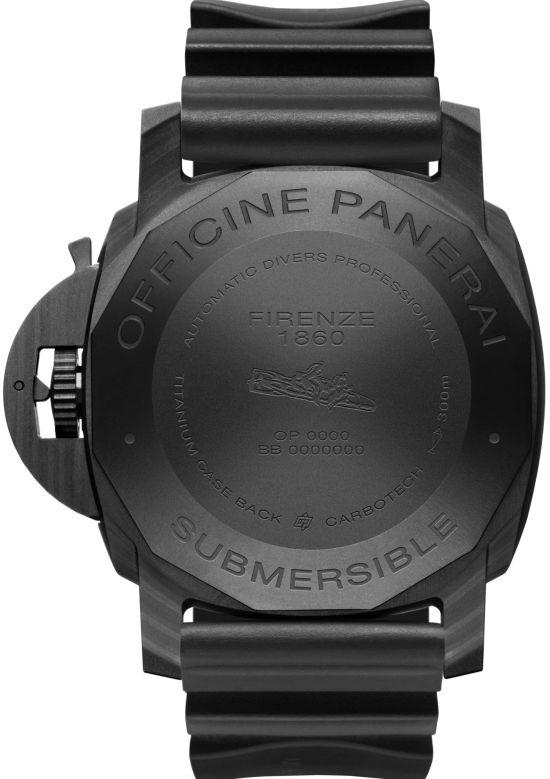 Panerai Submersible Luna Rossa, PAM 01039