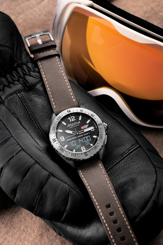Alpina AlpinerXFreeride World Tour Special Edition Watch