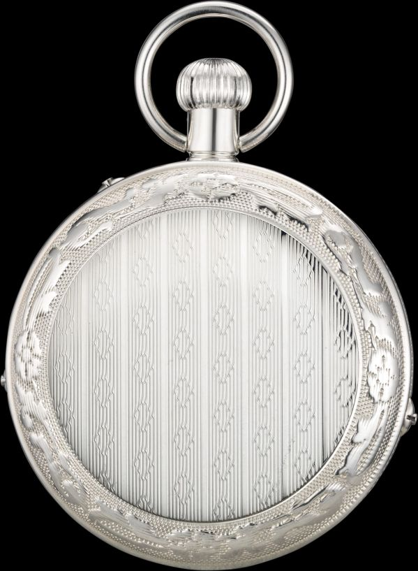AEROWATCH Lépine Hebdomas Pocket Watch (Ref. 88798 A901)