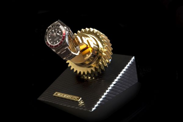 Infinite, Mechanical Watch Winders Made in Italy