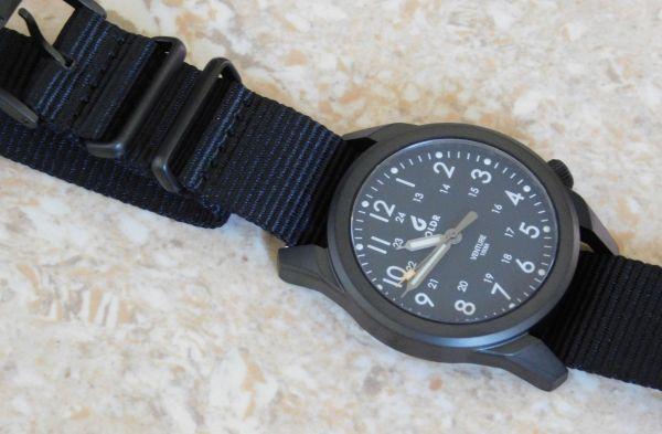 Hands on Review: Boldr Venture quartz watch