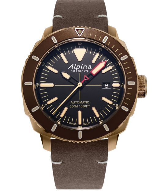 Alpina Seastrong Diver 300 (New Edition - 2019)