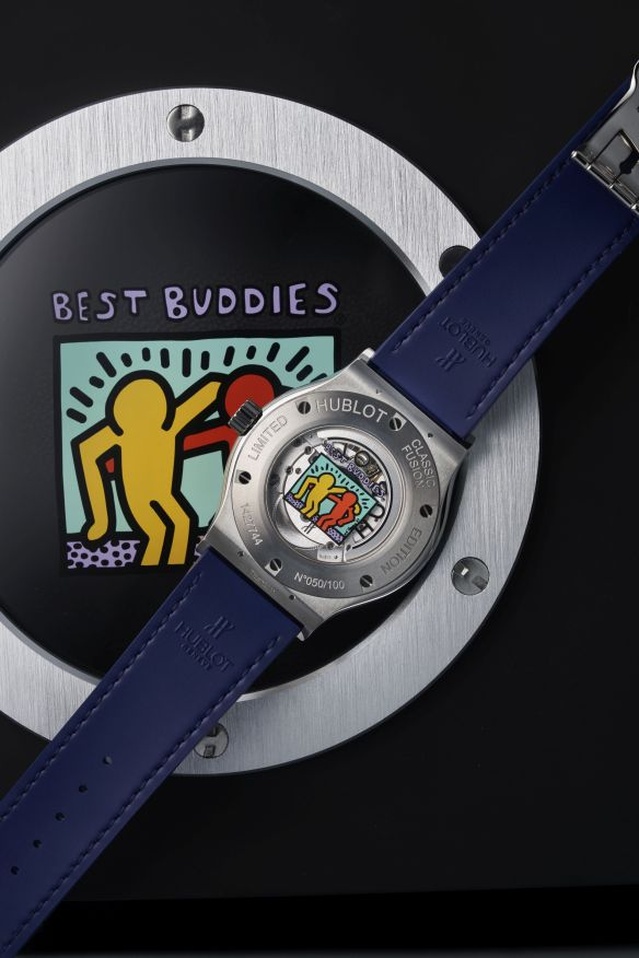 Hublot Classic Fusion Best Buddies Limited Edition