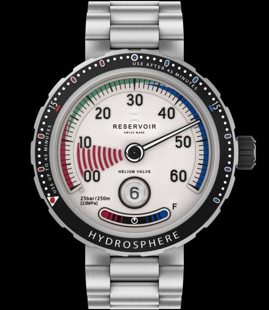 RESERVOIR Hydrosphere diving watch