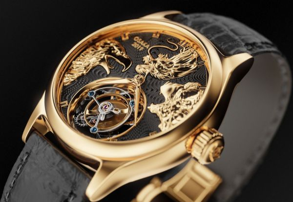 Caviar Watches G20 Osaka Collection