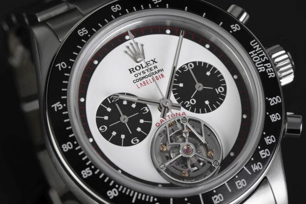 Daytona Rolex Tourbillon by Label Noir