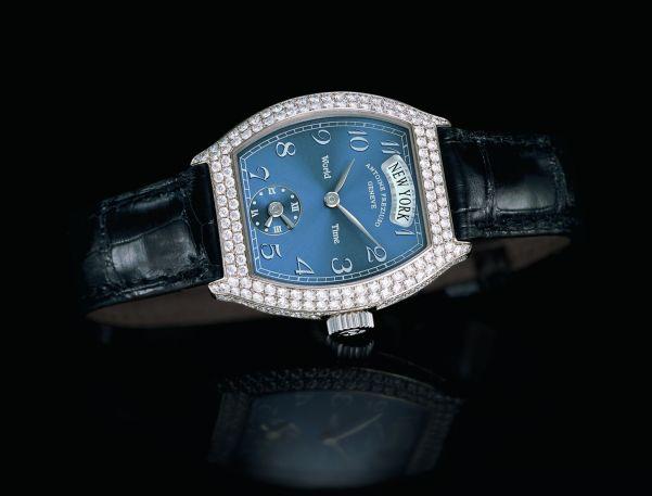 Antoine Preziuso World Time Automatic Ladies