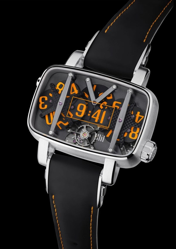 4N-MVT01/D01 limited edition watch