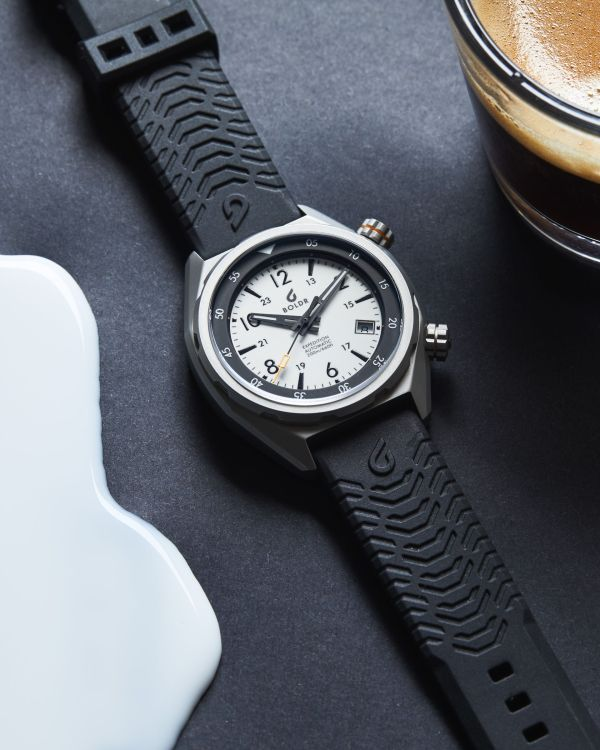 BOLDR Expedition 2019 automatic field watch