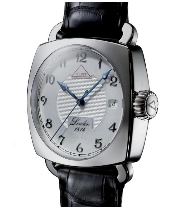 DENT Denison Limited Edition watch in white gold