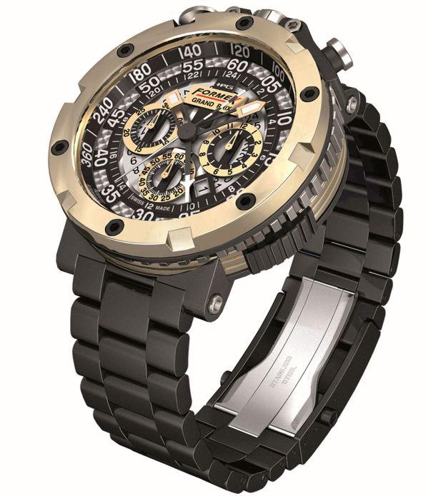 FORMEX Grand Prix GP997 Limited Edition chronograph watch