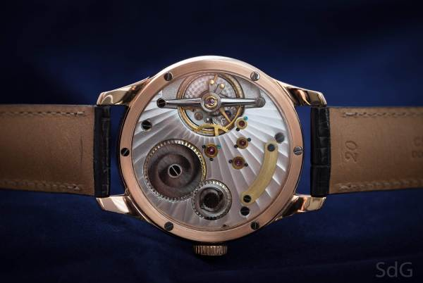 Hulsman Timepieces - Marie-Elise movement