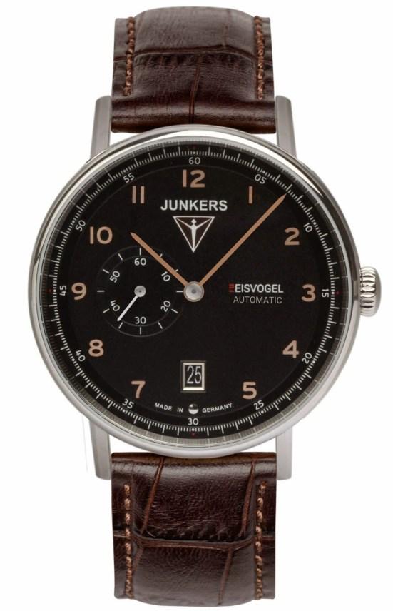 JUNKERS EISVOGEL (Kingfisher) F13 Automatic watch
