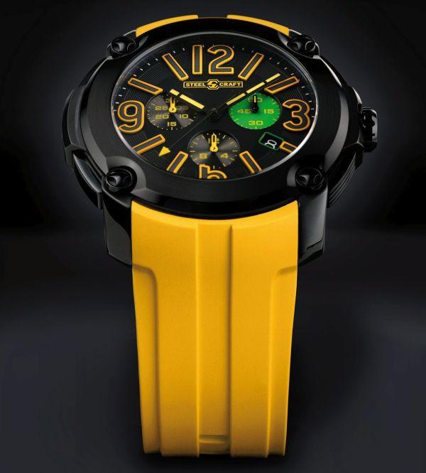 STEELCRAFT Brasil Concept watch