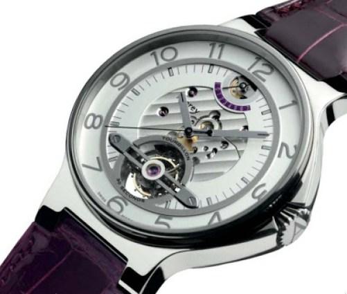 Asprey No. 8 Tourbillon watch