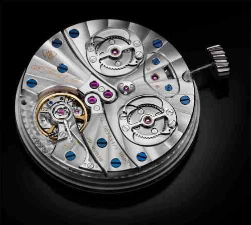 A. Favre & fils Phoenix 10.1 Watch - Calibre DB 1334/1 HENRY