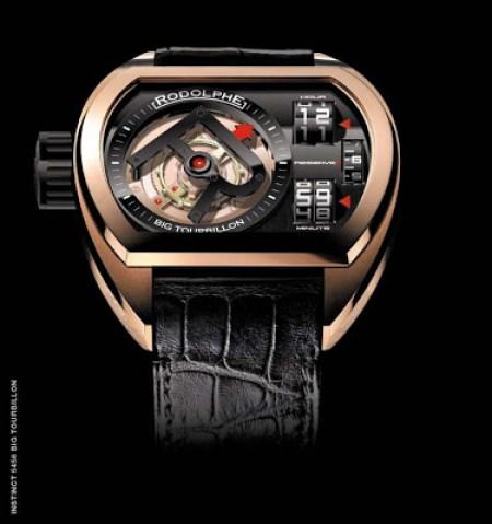 Rodolphe Instinct 5456 Big Tourbillon watch