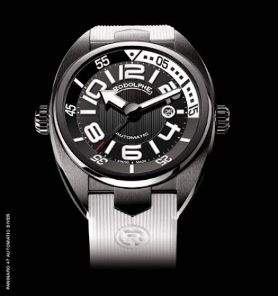 Rodolphe Paninaro 47 Automatic Diver watch