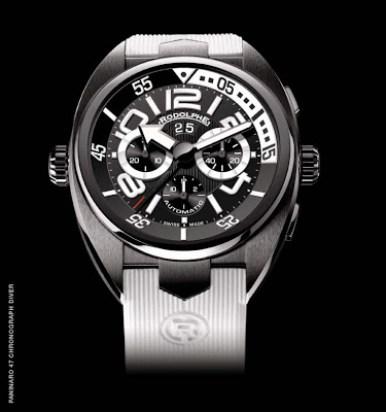 Rodolphe Paninaro 47 Chronograph Diver watch