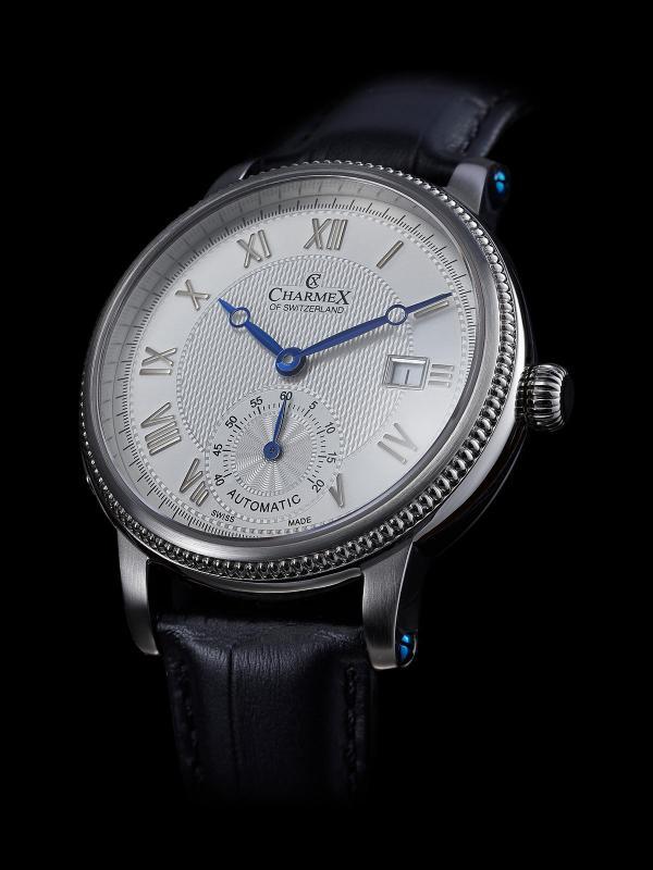 Charmex of Switzerland™ MURENBERG CAPRICE watch stainless steel