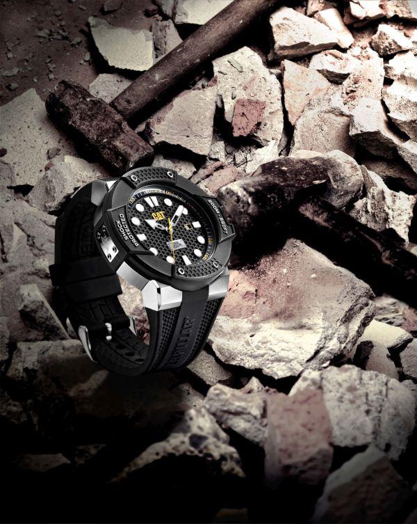 Cat® Timekeeping Equipment DS49 watch