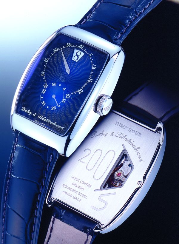 Dubey & Schaldenbrand Aerodyn Jump Hour Limited Edition watch