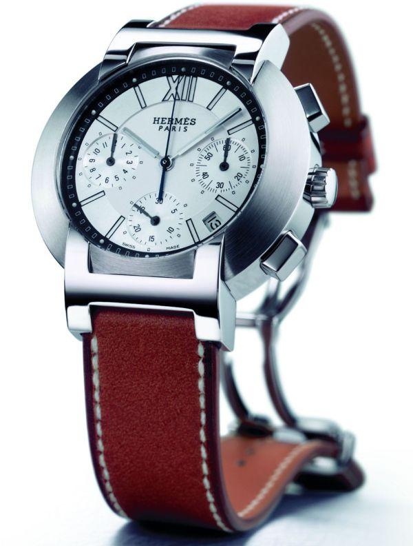 HERMES Nomade quartz chronograph