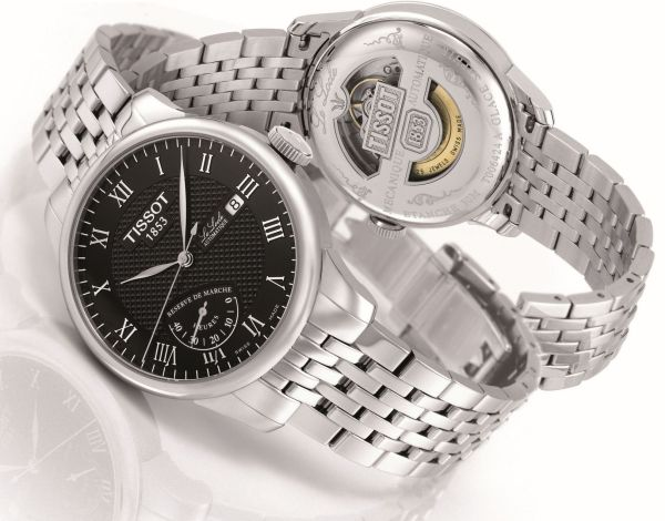 TISSOT Le Locle Automatic Power Reserve watch 2007