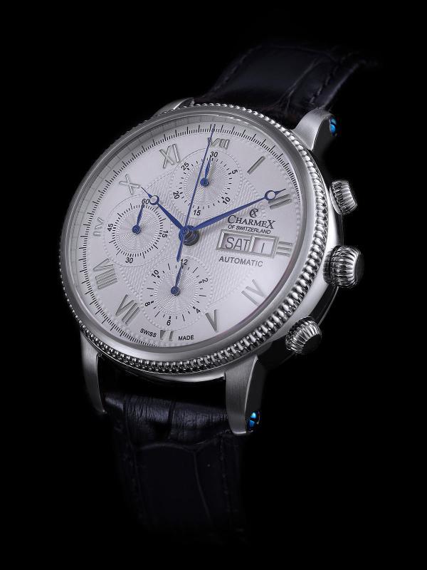 Charmex of Switzerland™ MURENBERG Yola Chronograph watch