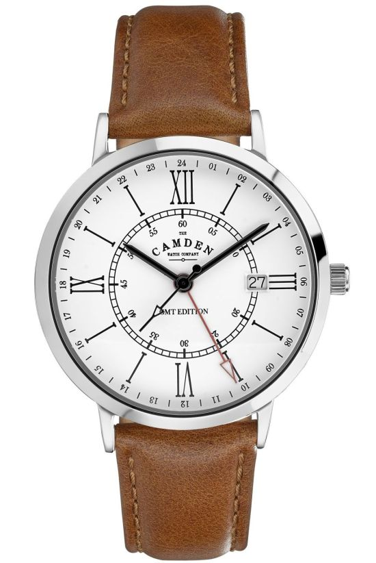 The Camden Watch Company No.27 GMT Edition