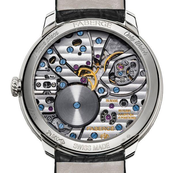 Fabergé Compliquée Only Watch 2019 unique piece
