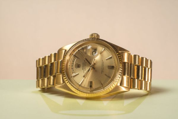 Jack Nicklaus' Yellow Gold Rolex Day-Date Ref. 1803
