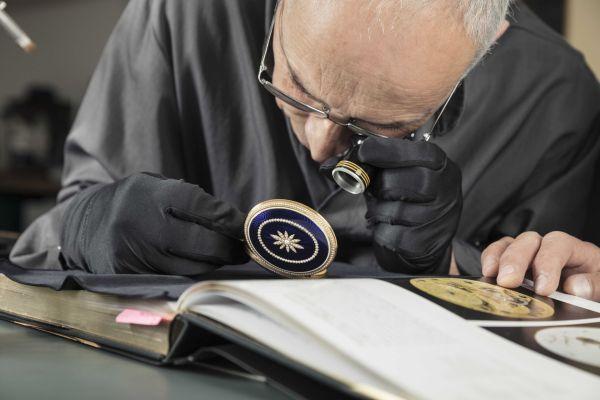 Parmigiani Fleurier - Restoration and Preservation of Watchmaking Heritage