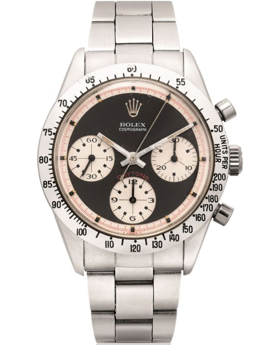 Rolex Cosmograph Daytona reference 6239 Paul Newman dial