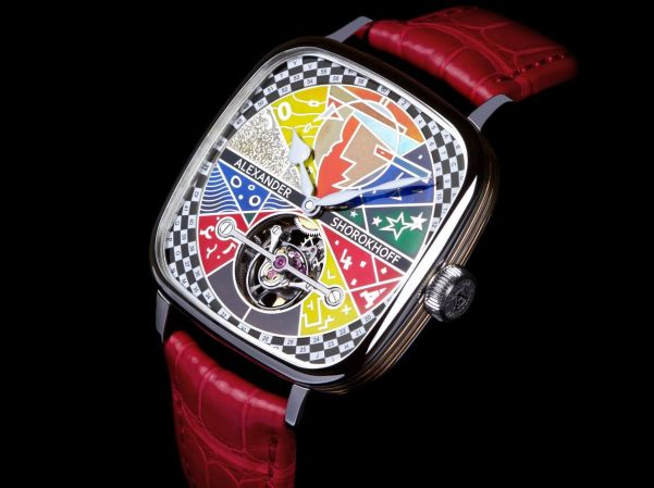 Alexander Shorokhov Tourbillon Picassini Limited Edition