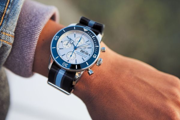 Breitling Superocean Heritage Ii Chronograph 44 Ocean Conservancy Limited Edition