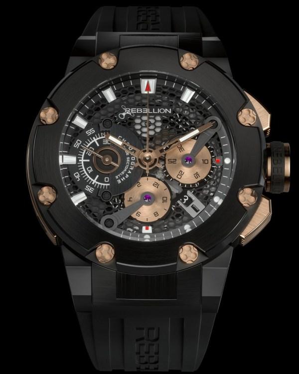 REBELLION Predator Chronograph Dakar Limited Edition